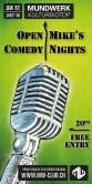 Open Mike's Comedy Nights